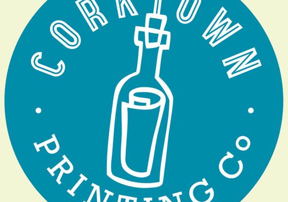 Corktown Printing Co. Branding